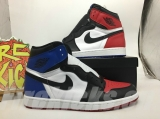 "Authentic Air Jordan 1 ""What The""-ZL"