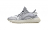 "Super Max Perfect Adidas Yeezy Boost 350 V3""Static""Men And Women Shoes -LYTS"