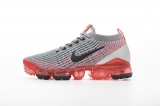 Authentic Nike Air Vapormax 2019 Flyknit 3 Flash Crimson Women Shoes -LY (8)