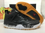 "Air Jordan 4 SE""Black Gum"" Men Shoes AAA-SY (21)"