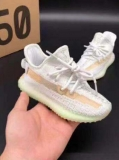 "Authentic Adidas Yeezy 350 Kid Boost V2 ""Hyperspace""- JB"