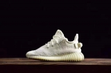 "Authentic Adidas Yeezy 350 Kid Boost V2 ""Cream White""- JB"