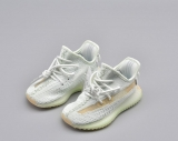 "Super Max Perfect Adidas Yeezy 350 Kid Boost V2 ""Hyperspace""(Real Boost-98%Authentic)- JB"