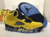Air Jordan 5 AAA  Men Shoes  -SY (48)