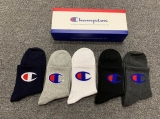 2019.7 (With Box) A Box of Champion Socks -QQ (8)