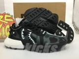 BAPE x NBHD x Adidas Authentic Adidas POD 3.1 Men Shoes- JB