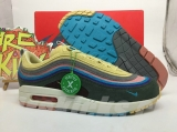 "(Final Newest Version) Authentic Nike Air Max 97""Sean Wotherspoon""Men And Women Shoes -Dong"