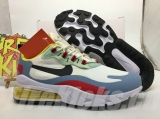 "Nike Super Max Perfect Air Max 270 React ""Bauhaus""Men And Women Shoes (98%Authentic)-JB (148)"