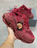 Perfect Belishijia Triple S Men And Women Shoes - JB (23)