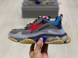 Perfect Belishijia Triple S Men And Women Shoes - JB (25)