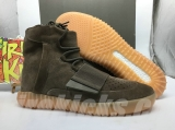 "(Final Basf Batch)Authentic Adidas Yeezy Boost 750 ""Chocolate""BY2456 Men Shoes-LY(3)"