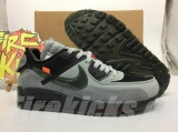 Nike Air Max 90 OW x OFF-WHITE AAA Men Shoes -XY (8)