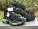 Authentic Belishijia Triple S Sneaker Men And Women Shoes -ZL (69)
