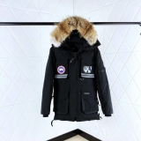 2019.10 Canada Goose Down Jacket 10 With Removable Real coyote fur ruff Men-BY (42)
