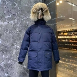 2019.10 Canada Goose Down Jacket 30 With Removable Real coyote fur ruff Men-BY (45)