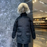 2019.10 Canada Goose Down Jacket 30 With Removable Real coyote fur ruff Men-BY (46)