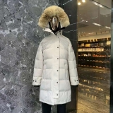 2019.10 Canada Goose Down Jacket 15 With Removable Real coyote fur ruff Women-BY (53)