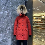 2019.10 Canada Goose Down Jacket 11 With Removable Real coyote fur ruff Women-BY (55)