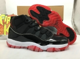 "Super Max Perfect Air Jordan XI ""2019-Bred"" Men Shoes -ZL"