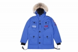 2019.10 Canada Goose Down Jacket 150th anniversary With Removable Real coyote fur ruff Men-BY (56)