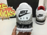 "Perfect Air Jordan 3 NRG ""FIRE RED"" -SY"