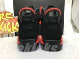 Perfect Jordan 6 Black lnfrared 2019 Men Shoes-SY(7)