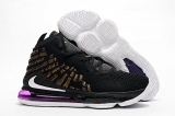 Nike Lebron James 17 Men Shoes -SY (16)