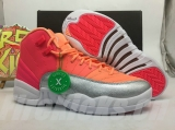"Authentic Air Jordan 12 ""Hot Punch"" GS-ZL"