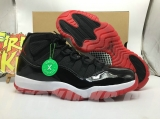 "(Sale for Christmas)(2019 Final version)Authentic Air Jordan XI ""2019-Bred"""