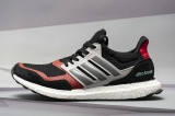 2019.11 Super Max Perfect Adidas Ultra Boost UB1.0  S&L Black Grey Power Red Real Boost Men  Shoes (Real Boost-98%Authentic)-LY (4)