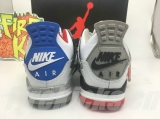 "Air Jordan 4 ""What The""Men Shoes AAA -SYyuanyang (46)"