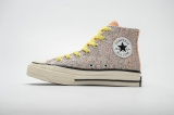 2019.11 Super Max Perfect  Anderson Converse Chuck Taylor 70 HI Pink Women Shoes-LY (178)