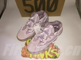 "Super Max Perfect Adidas Yeezy 500 ""Soft Vision"" Men and Women Shoes FW2656-ZL"