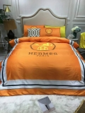 2019.11 Hermes four pieces beddings (4)