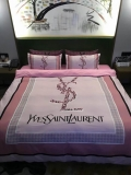 2019.11 YSL four pieces beddings (2)