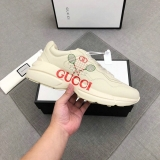 2019.11 Super Max Perfect Gucci Men And Women Shoes(98%Authentic)-WX (153)