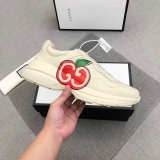 2019.11 Super Max Perfect Gucci Men And Women Shoes(98%Authentic)-WX (154)