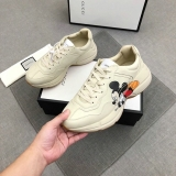 2019.11 Super Max Perfect Gucci Men And Women Shoes(98%Authentic)-WX (155)