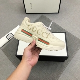 2019.11 Super Max Perfect Gucci Men And Women Shoes(98%Authentic)-WX (158)