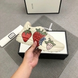 2019.11 Super Max Perfect Gucci Men And Women Shoes(98%Authentic)-WX (160)
