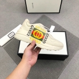 2019.11 Super Max Perfect Gucci Men And Women Shoes(98%Authentic)-WX (164)
