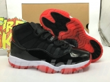 "Air Jordan 11 ""2019-Bred""Men Shoes AAA -SY (31)"