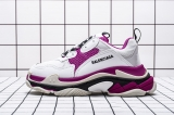 2019.10 Authentic Belishijia Sneaker TessS.Gomma LT.Grey Purple Red Women Shoes - LY (76)
