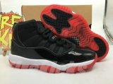 "Air Jordan 11 ""2019-Bred""Women Shoes AAA -SY (82)"