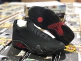 "Authentic Air Jordan 14 SE ""Black Ferrari"" -ZL"