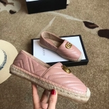 2019.12 Super Max Perfect Gucci Women Shoes(98%Authentic)-WX (178)