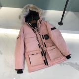 2019.12 Canada Goose Down Jacket 08 With Removable Real coyote fur ruff Women-BY (68)