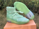 "Authentic Nike Air Fear of God ""Forsted Spruce""Men Shoes -ZL"