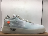 ( Final version)Authentic OFF-WHITE x Nike air force 1(the final version)