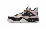 "(Final version)Authentic Air Jordan 4 ""Silt Red""-ZLFZ"